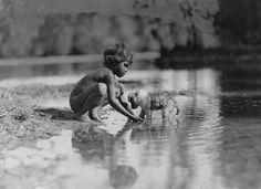 Oceania: Aborigine, Australia