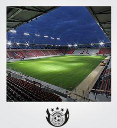 Audi-Sportpark | Ingolstadt | Club: FC Ingolstadt 04 | Zuschauer: 15.445