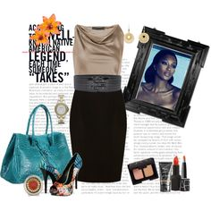 My Birthday Wish   For Work, created by caribbeandoll on Polyvore