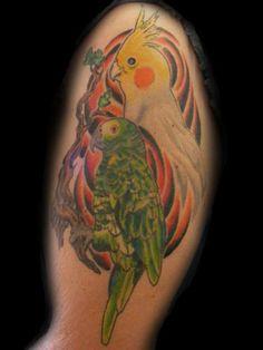 All Parrot Tattoos Parrot Tattoo, Tattoos, Animals, Image, Tatuajes, Animales, Animaux, Tattoo, Animal