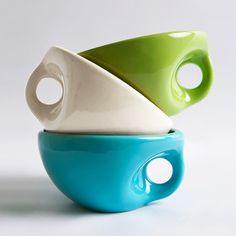 Buddha Bowl Coffee Cups
