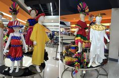 It's the time of the year when we celebrate Costumes for your kid's school activities are now available at Ororama Department Store. Don't forget to drop by!