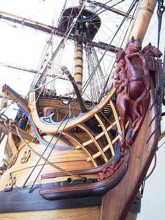 ロイヤル・ジョージ(Royal Georgr) 帆船模型 / Royal George 1:64 Saved by Stephen Lok ~ START ~