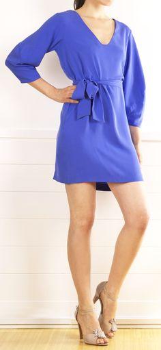 DIANE VON FURSTENBERG (DVF) DRESS @Michelle Flynn Coleman-HERS