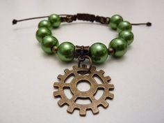 Commander Lexa, Heda, The 100, macrame bracelet
