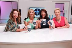 I am simply blown away by these women @WakeUpTVShow @NatalieLedwell @Mistressoftea @CEPlatinum  @adryenn