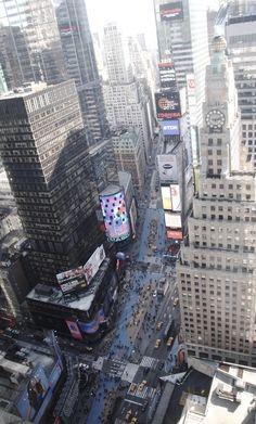 New York City, USA Time Square