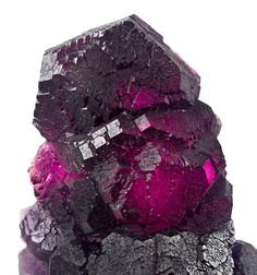 Fluorite stalactite from China  by The Arkenstone.