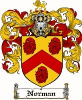 Norman Coat of Arms / Norman Family Crest
