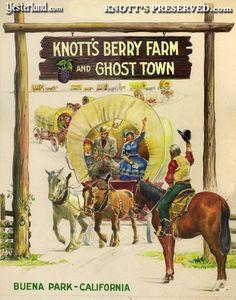 Knott's Berry Farm, Buena Park California; so very good.