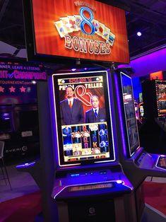 11 New Slot Machines