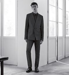 DiorHomme AUTUMN2013 17 Dior Homme Fall/Winter 2013 Preview