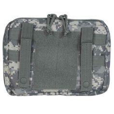 Voodoo Tactical Sniper's Data Book Holder Army Digital 209324075000 for sale online Molle Gear, Voodoo Tactical, Duty Gear, Book Holders, Army & Navy, Gears, Messenger Bag, Satchel, Pouch