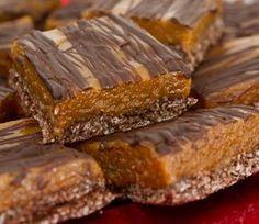 Cocoa Caramel Bar