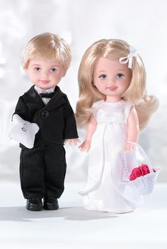 Perfect Pair™ Tommy™ Doll and Kelly® Doll | Barbie Collector