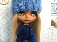 Bluebell- custom Blythe doll by FABBLED