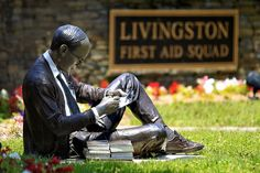 seward johnson sculptures | NJ Sculptor J. Seward Johnson Jr. Work In Livingston | NJ.com