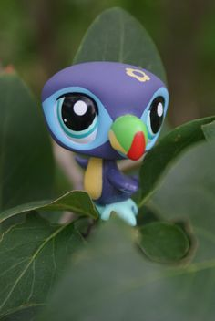 LPS Toucan by Eli102.deviantart.com on @deviantART