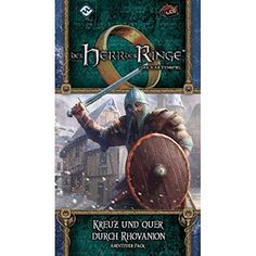 The Lord of the Rings LCG: Roam Across Rhovanion Adventure Pack The Woodman, Player Card, The Encounter, House Of Cards, Lord Of The Rings, Goblin, The Expanse, Card Games, Packing
