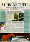 15 Uhr Aktuel (1998 - 2000), Germany (Berlin, Munich, Hamburg) Newspaper Cover, Berlin, Baseball Cards, Free, Hamburg