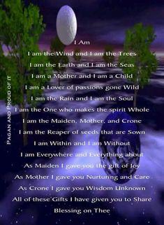 Prayer of the Goddess