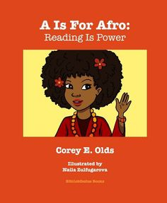 A Is For Afro | Book Preview.  For the little ones.