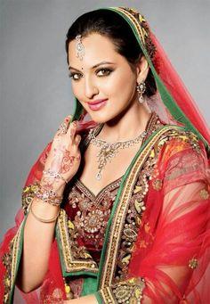 Milky white beauty - Sonakshi Sinha -