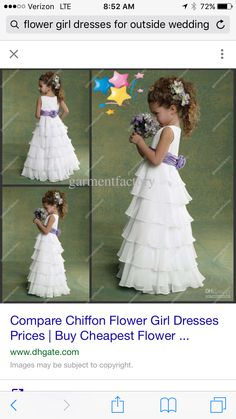 099f7ab22a 10 Best Flower girls images