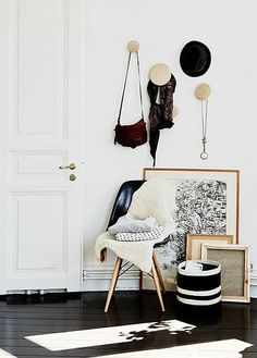 weekend at home: organizing your home | designlovefest