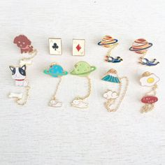New Fashion Cartoon Funny Spoof Cactus Cat Pins And Brooches Pin Badges Hat Backpack Accessories Lovers Jewelry Gift Elegant And Sturdy Package Apparel Sewing & Fabric