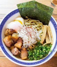 博多でマジでおいしい「まぜそば」ランキングTOP5 | RETRIP Japanese Noodles, Japanese Ramen, Japanese Food, Asian Recipes, Ethnic Recipes, Ramen Noodles, Looks Yummy, Desert Recipes, Food Photo