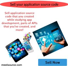 Opportunities to earn extra money. Sell your app source code on the meet source and fill your wallet. Visit now! http://bit.ly/1UIodqZ