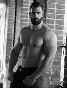 I like bears, rugged men, muscular and beefy guys I don't own any of these photo's unless they are. Hairy Men, Bearded Men, Male Fitness Models, Rugged Men, Arab Men, Beefy Men, Le Male, Hommes Sexy, Raining Men