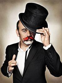 Christian Louboutin~ French shoe designer