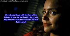 Whoa. Oswin already has a Whovian Confession and about 8000 sloganed screen shots. This fandom moves fast.
