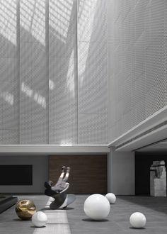 【新提醒】万科成都绿建·创展中心|VGC韦高成设计_商业展厅_室内设计联盟 - Powered by Discuz!
