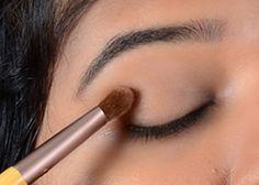 Gold Eye Makeup Tutorial - Step 1: Prime Your Eyelids