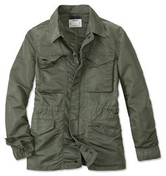 Just found this Mens+Field+Jacket+-+M-51+Field+Jacket+--+Orvis on Orvis.com!