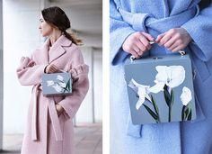 Идеи и тенденции в мире росписи сумок, или Что нынче в моде - Ярмарка Мастеров - ручная работа, handmade