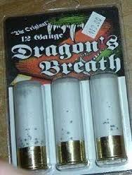 Image result for dragons breath shotgun shell