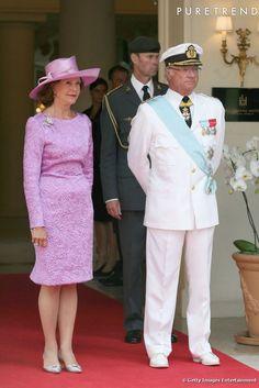 Queen Silvia, July 2, 2011