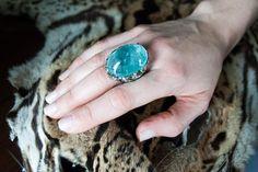 Dani K Style: Hot New Stone: Paraiba