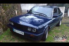 Ricardo Dias photography - BMW E30 coupé