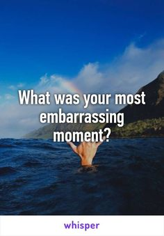 What was your most embarrassing moment? Questions For Friends, Questions To Ask Your Boyfriend, Random Questions, Facebook Group Games, Facebook Party, Facebook Engagement Posts, Social Media Engagement, Youth Group Activities, Youth Groups