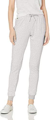 Lacoste Womens Sport Tennis Fleece Trackpants