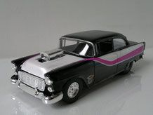 Chevrolet Bel Air Dragster 1/24 modelcar24´s Webseite!