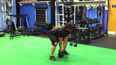 Kettlebell Swing and Squat Thrust Countdowns