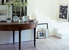 5 Fascinating ideas: Interior Painting Tips House living room paintings foyers.Interior Painting Tips Coats living room paintings crown moldings. Decor, Brown Interior, White Washed Floors, White Wash, Flooring, Interior, Living Room Paint, Home Decor, House Interior