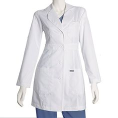 Grey's Anatomy Women's 3-Pocket Lab Coat Join your family business