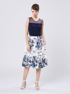 Pleated Skirt, Midi Skirt, Psalm 3, Maxi Styles, Review Fashion, Floral Fashion, Mix Match, Outfit Ideas, My Style